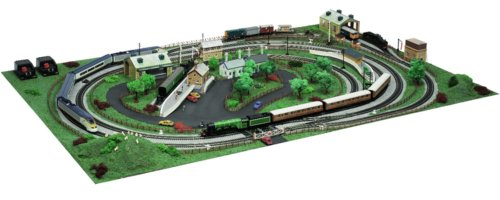 1800mmx 1200mm Hornby Trakmat (Hornby Train Sets)