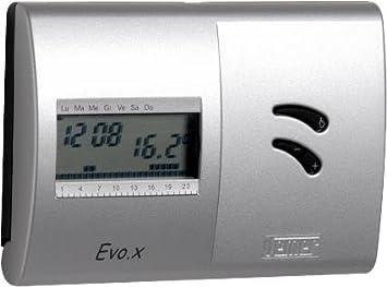 Vemer VE328100 MITHOS – Cronotermostato semanal a polar EVOX