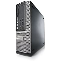 Dell 990 SFF - Intel Core i5 3.1GHz Quad Core, New 1TB Hard Drive, 8GB DDR3, Windows 7 Pro, WiFi (Certified Refurbished)
