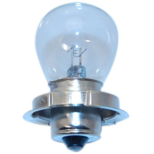 KIT 10 LAMPADE LAMPADA PIATTELLO 12V 30W SB25 P26S BULB LAMPADINA LAMP LIGHT ONE