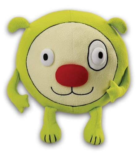 Gus Fink Puff Dog Bradley Plush Toy By Rocket USA]()