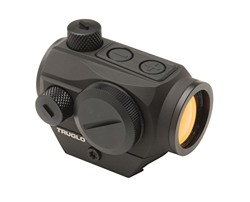 TRUGLO Tru-Tec Tactical 20mm Red-Dot Sight Black