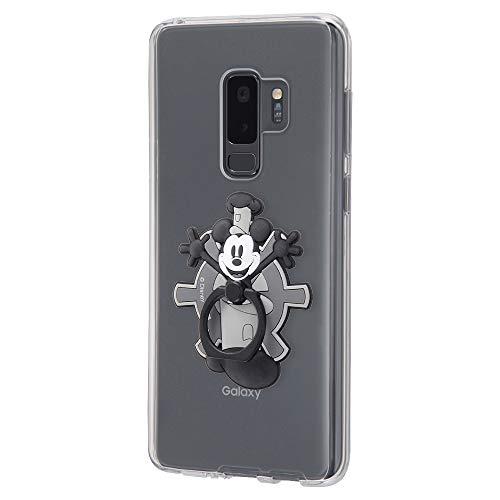 0e868083ce Galaxy S9 Plus ケース ディズニー スマホリング セット [ 立体的なダイカット・選べるデザイン ]