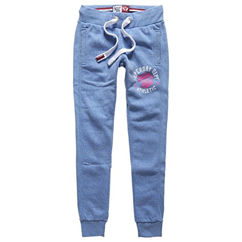 Superdry Pantalon Femme Trackster Pantalon Bleu Bleu Trackster Femme Superdry BOfRxIq