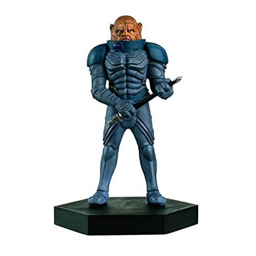 Doctor Who Sontaran General #7 Collector Figure (Doctor Who Figurine Collection)