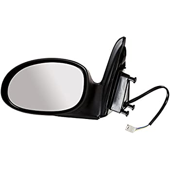OE Replacement Chrysler PT Cruiser Driver Side Mirror Outside Rear View (Partslink Number CH1320261)