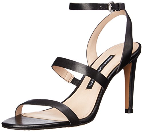 French Connection Womens Lilly Dress Sandal Black