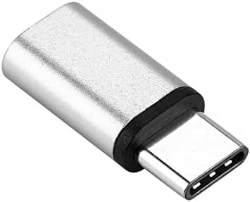 Mchoice USB-C Type-C to Micro USB Data Charging Adapter for Samsung Galaxy S8