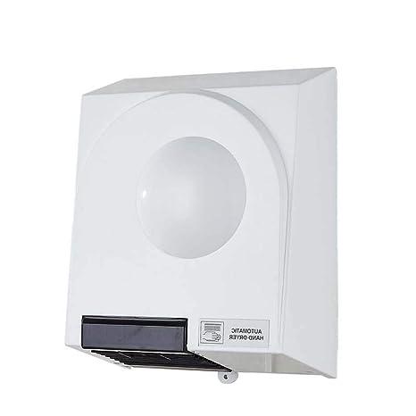 Secador De Manos De Velocidad Rápida, Dispositivo De Secado Automático De Manos Comerciales Ultra Silencioso Con ...