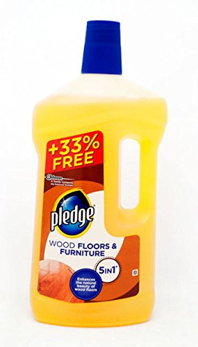 Pledge Wooden Floor Cleaner 1 L Amazon In Health Personal Care