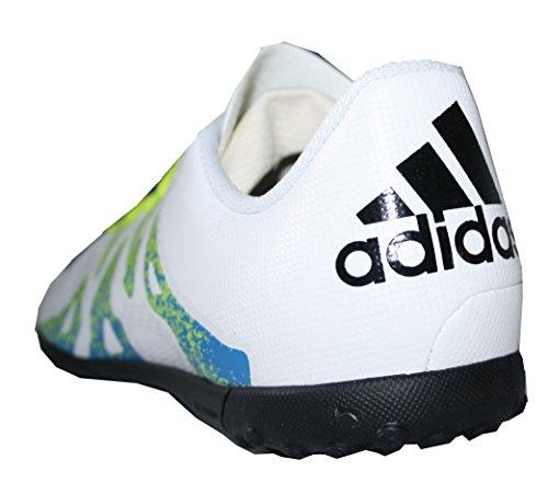 Black 15 4 X Botas Niños White Tf Unisex Fútbol Adidas J core Crystal Solar semi Slime De EqOw5Xnndz