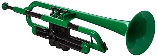 pTrumpet Plastic Trumpets (Green)