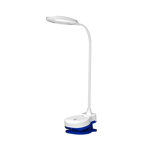 HUVE Lámpara de Lectura LED Recargable USB con Clip para Libros ...