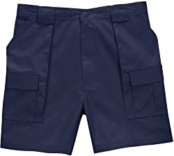 Weekender® 6 Pocket Trader Shorts STEEL BLUE 34W