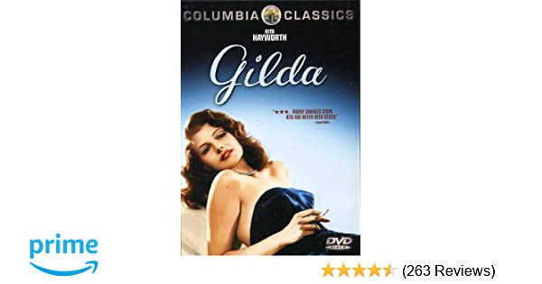 Amazon.com: Gilda: Rita Hayworth, Glenn Ford, George ...