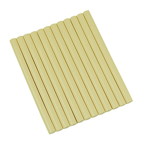 GlueSticksDirect Ivory Colored Glue Sticks Mini X 4