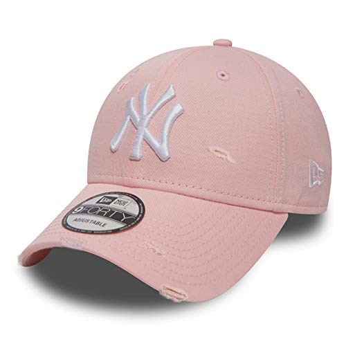 Fucsia One Unbekannt Distressed Black Distressed Fits New Ny All Size MLB York OSFA Strapback Yankees Gorra 9forty New Era NY OHU1RgrO