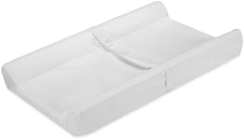 オムツ換えマット ベビーベッドおむつテーブルベビーマッサージケアテーブル新生児ベッドドレッシングテーブル (Color : 白, Size : 79*46*10cm)