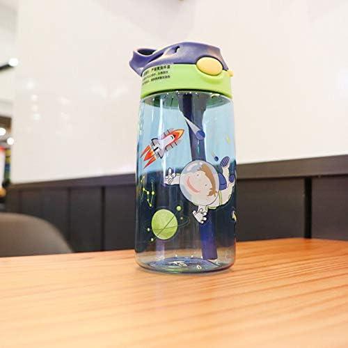 Miwaimao 480 ml con Paja de animación de Dibujos Animados, la ...
