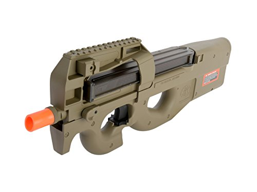 Palco Sports 200956 FN P90 Metal/Polymer Tan, Black (Best P90 Airsoft Gun)