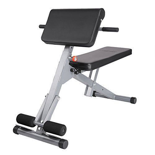 Kemanner Hyper Back Extension Roman Chair Multi-Function Adjustable Ab Bench with Preacher Curl (US STOCK) by Kemanner