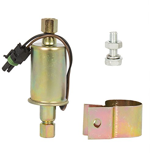 Diesel Electric Fuel Pump w/Installation Kit Replacement for Chevrolet GMC Pickup Truck Suburban Van 6.2L 6.5L 25115224