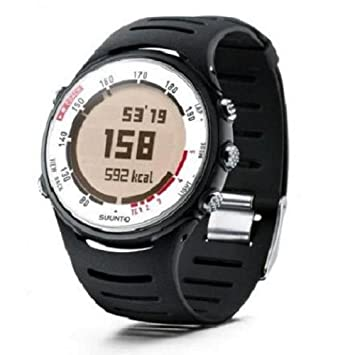 Suunto t4d - Reloj deportivo (Negro, Color blanco, Dot-matrix, ANT