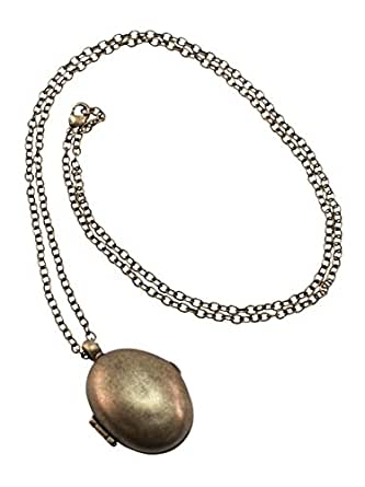 Tina Goldstein Costume Locket Necklace for Women by elope