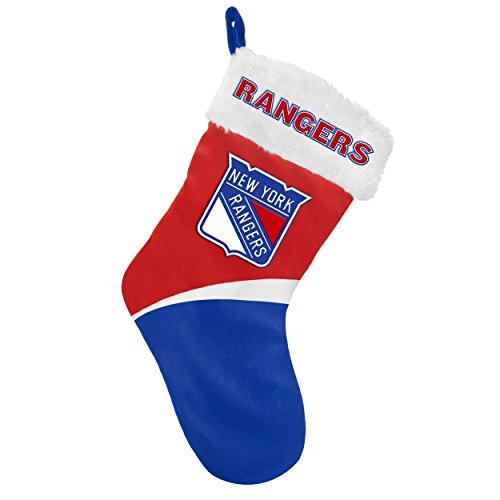 - New York Rangers Basic Holiday Stocking - 2016