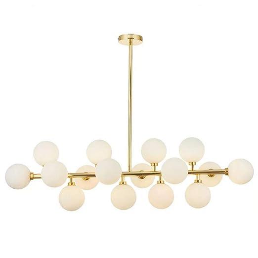 Amazon.com: Moderna lámpara de araña de techo Modo 16 de ...
