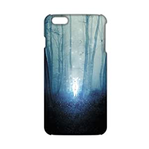 Evil-Store Magical forest white deer 3D Phone Case for iPhone 6 plus