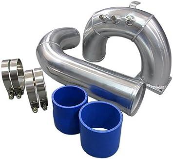 "CXR 3/"" Cold Intake Elbow Charge Pipe kit For 02-08 Dodge Ram Cummins 5.9L Diesel"