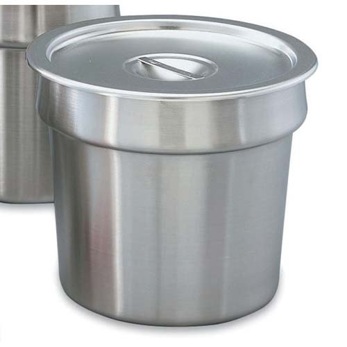 (Vollrath Company 78204 Steam Table Inset Pan, 11-Quart)