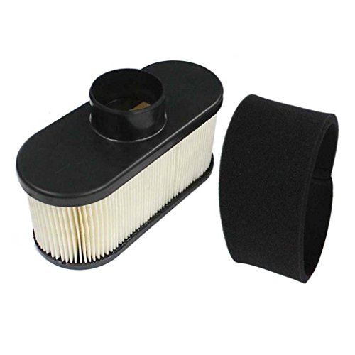 - HURI Air Filter with Pre Filter for Cub Cadet Zero Turn RZT 50 RZT 54 2010 & above with Kawasaki Engine