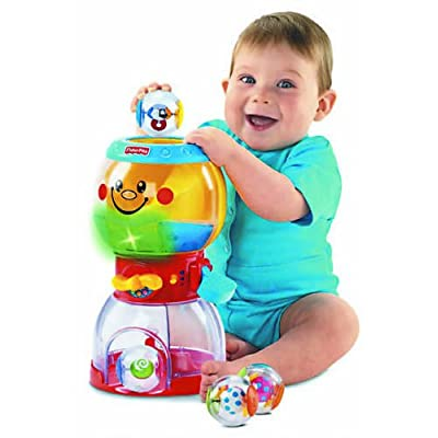 Fisher Price Roll-a-Rounds Swirlin Surprise Gumballs: Toys & Games