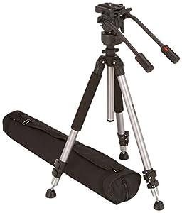 AmazonBasics 67-Inch Video Camera Tripod with Bag
