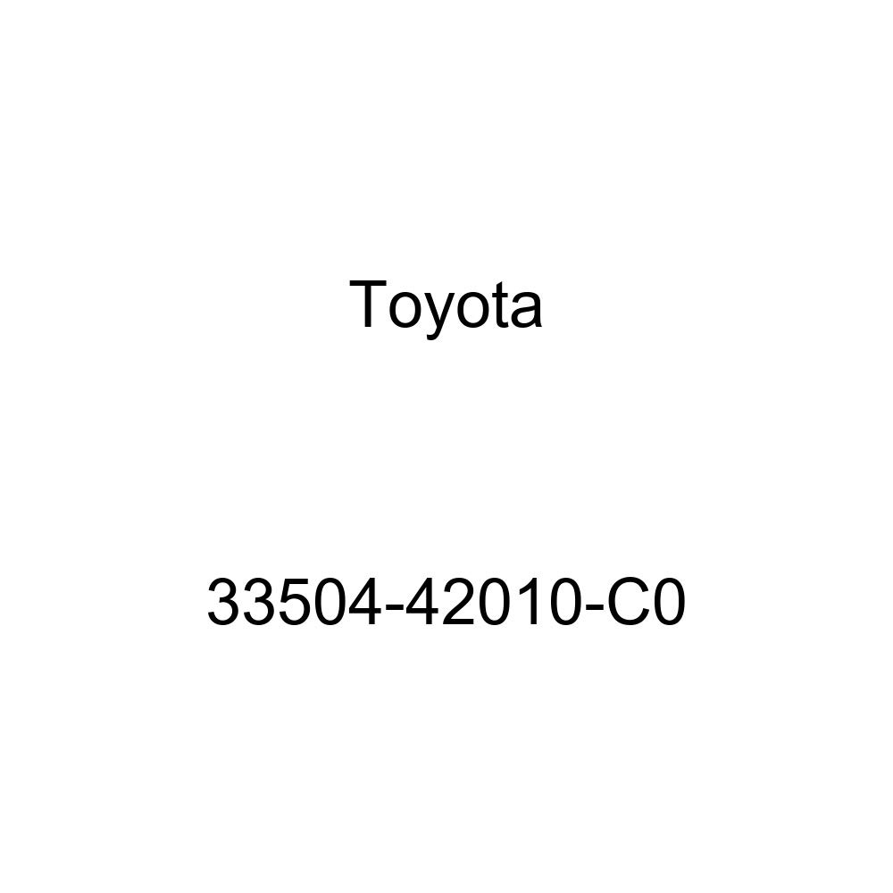 TOYOTA Genuine 33504-42010-C0 Shift Lever Knob Sub Assembly