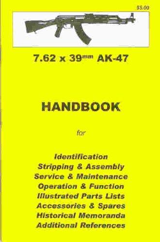 7.62 x 39 mm AK-47 Handbook pdf