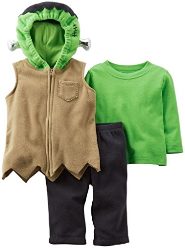 Carter's Baby Boys' Halloween Costume (Baby) - Frankenstein - 3-6 Months