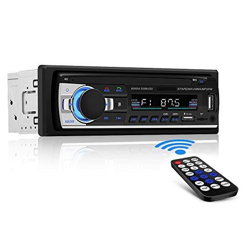 🥇 [Nuevo Version] Andven Autoradio Bluetooth