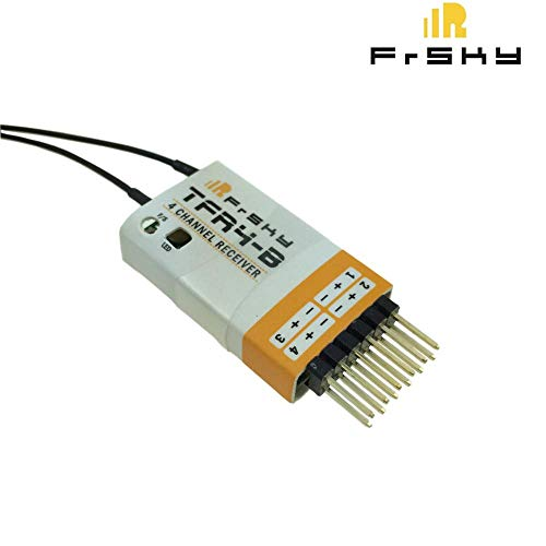 Kamas FrSky TFR4B 4ch 2.4Ghz Surface/Air Receiver Futaba FASST Compatible