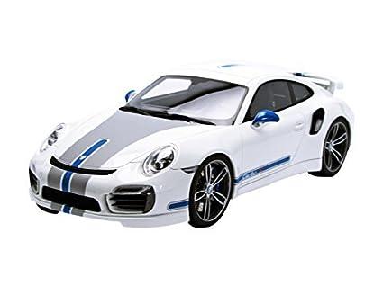 GT Spirit 1/18 Porsche 911 (991) Turbo S Techart White