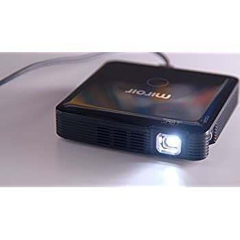 Miroir pocket projector electronics for Miroir hd projector