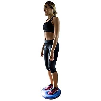 PhysioRoom - Cojín de equilibrio para rehabilitación (45 cm)