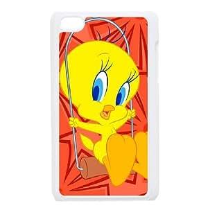 iPod Touch 4 Phone Case White Tweety Bird WE1TY692675