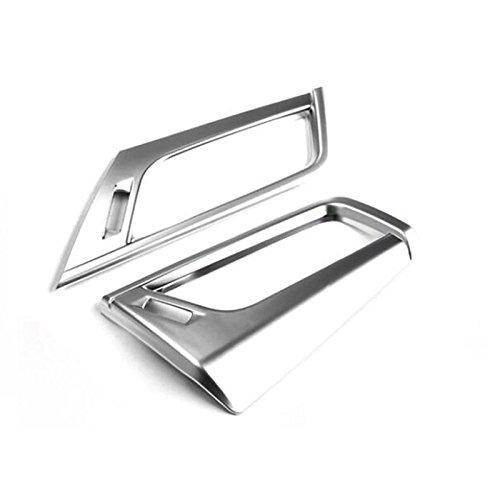 ABS cromato Telaio interno laterale condizione Air Vent cover Trim pezzi per auto di BM2S YUZHONGTIAN Auto Trims Co. Ltd