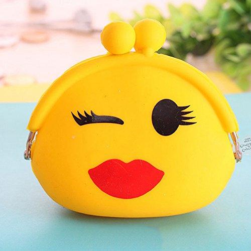 E39107: Lindo Emoji Animals Bolsas de Almacenamiento de ...