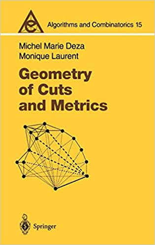 Geometry of Cuts and Metrics (Algorithms and Combinatorics)