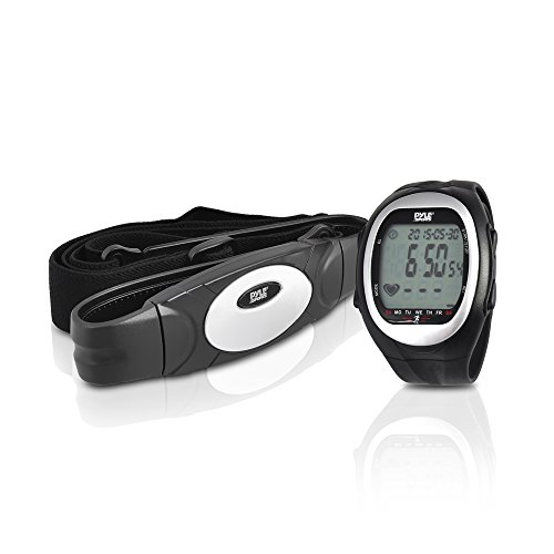 Smart Fitness Heart Rate Monitor - Waterproof Digital Sports