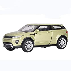 GYZS-TOY 1:36 Alloy Car Model Land Rover Range Rover Aurora Off-Road Vehicle Metal Door Opener Toy by GYZS-TOY